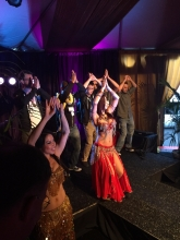 Belly Dance Workshop with Katia Snake Dancer