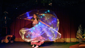 los angeles belly dancer