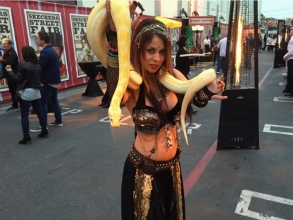 Snake Dancer Katia