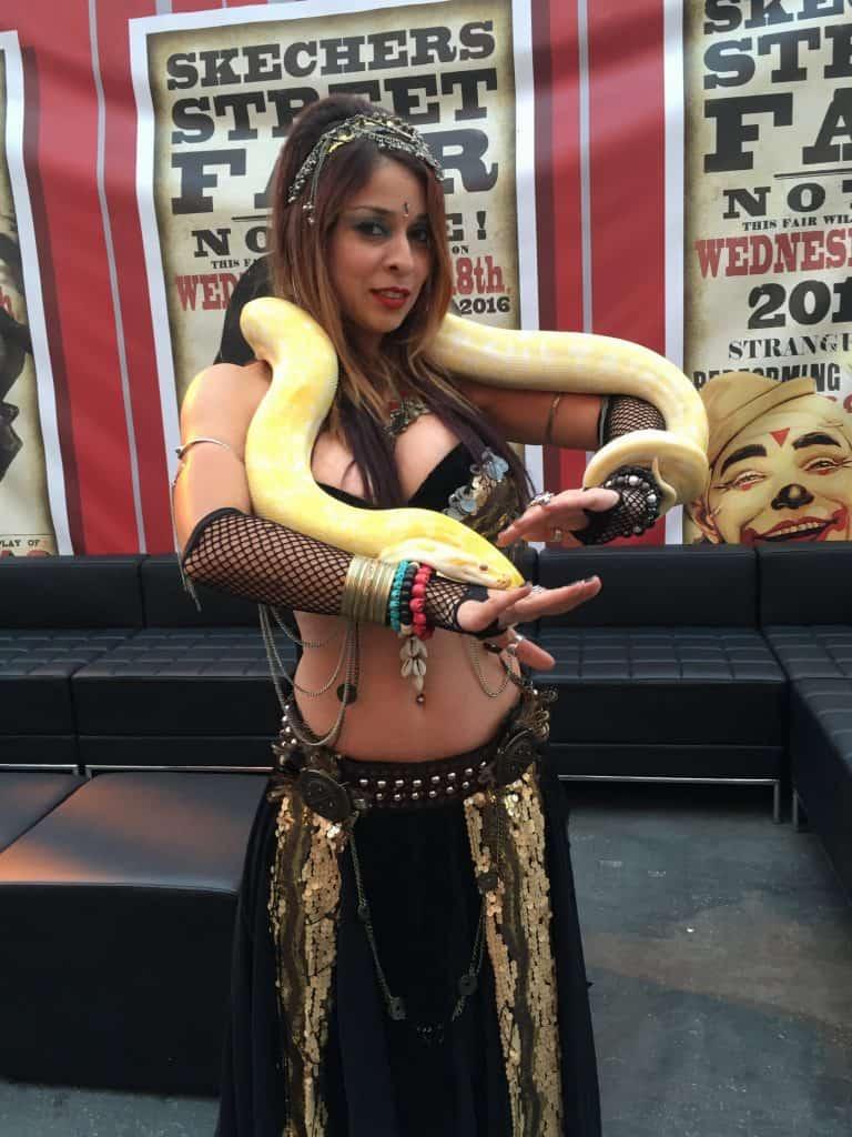 LA Snake Charmers