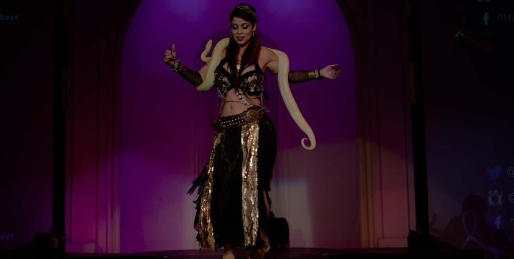 Belly Dancer 1