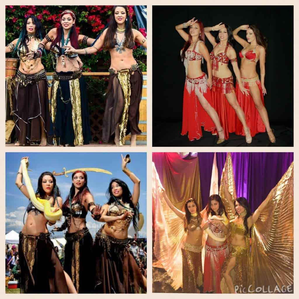 One of LA's Best Belly Dance Troupes
