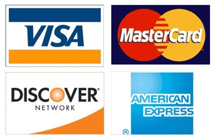 credit cards for Paypal Payment